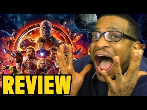 AVENGERS: Infinity War MOVIE REVIEW - Marvel Studios