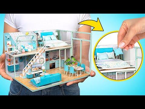 DIY Miniature Dollhouse | Poetic Life