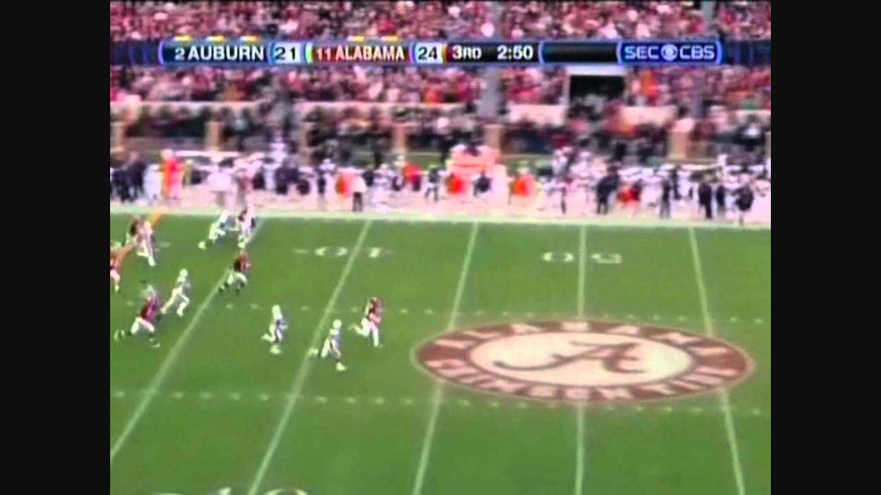 Courtney Upshaw vs Auburn and Mississippi State