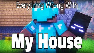 Video Everything Wrong With My House In 6 Minutes Or Less MP3, 3GP, MP4, WEBM, AVI, FLV Desember 2018