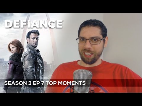 Defiance Season 3 Episode 7 Top Moments and Recap