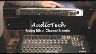 Video Using Mixer Channel Inserts - AudioTech MP3, 3GP, MP4, WEBM, AVI, FLV Desember 2018