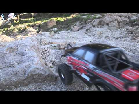 Losi micro 4x4 Trail Trekker Beach Trail