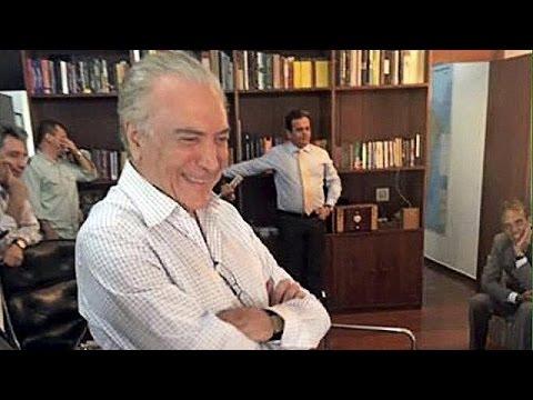 Βραζιλία: Ή τώρα ή ποτέ για τον Μισέλ Τέμερ