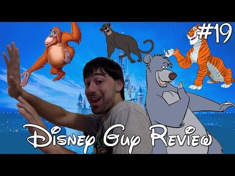 Disney Guy Review - The Jungle Book