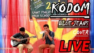 Kodom - Blue Jeans live performance