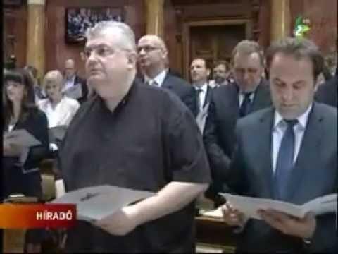 Híradó - Az új összetételű parlamentben megalakultak a frakciók-cover