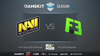 Na'Vi vs Flipsid3, game 2
