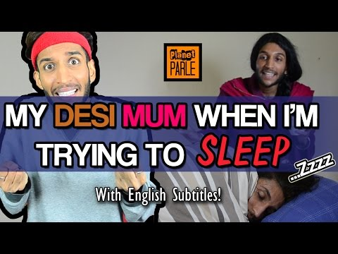 13 - What Gujarati Mums Do When You're Trying To Sleep