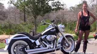 2. Used 2006 Harley Davidson Softail Deluxe Motorcycles for sale
