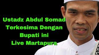 Video Ustadz Abdul Somad Terkesima Dengan Ulama Jadi Bupati MP3, 3GP, MP4, WEBM, AVI, FLV Desember 2018
