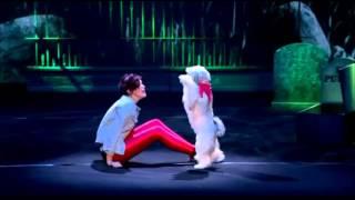 Ashleigh & Pudsey - Thriller Routine (Britain's Got Talent 2013)