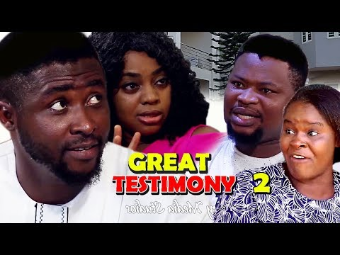 Great Testimony Season 2 - (new Movie) 2018 Latest Nigerian Nollywood Movie Full Hd