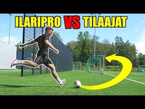Ilaripro VS Tilaajat - Futishaasteita!