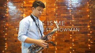 "Video This Is Me - Keala Settle ""The Greatest Showman"" (Saxophone Cover) MP3, 3GP, MP4, WEBM, AVI, FLV Agustus 2018"