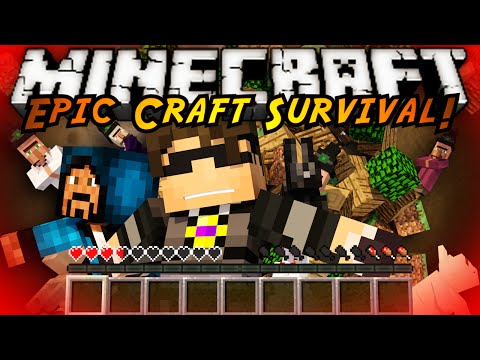 Minecraft Modded EPIC CRAFT : TORNADOES AND INSANITY!