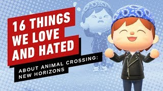 16 Things We Loved and Didn't About Animal Crossing: New Horizons by IGN