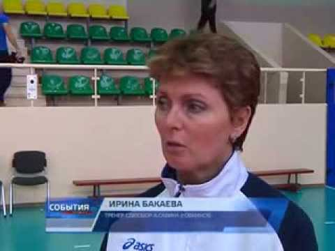 Репортаж ТРК Крылья - о Первенстве России по волейболу среди девушек 1997-98 годов рождения