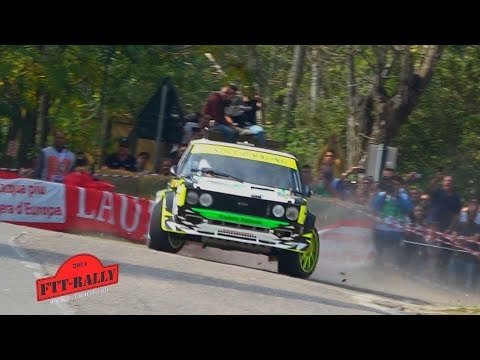 Rally Legend 2018 [HD] Best moments | Mistakes | Sideways | Big Show by FTT-Rally