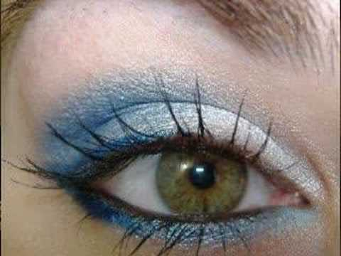 NOUGHT TO NAUTICAL sexy make up look for summer