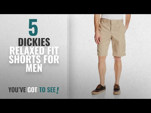 Top 10 Dickies Relaxed Fit Shorts [2018 ]: Dickies Men's 11 Inch Relaxed Fit Stretch Twill Work