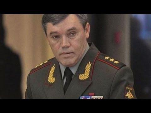 Ουκρανία: Καταζητούμενος ο επικεφαλής του Ρωσικού Γενικού Επιτελείου