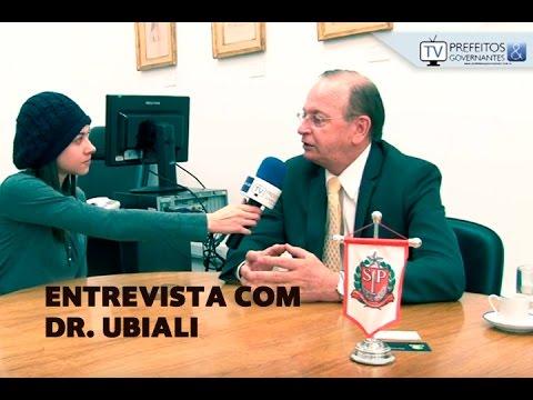 Entrevista para a TV Prefeitos