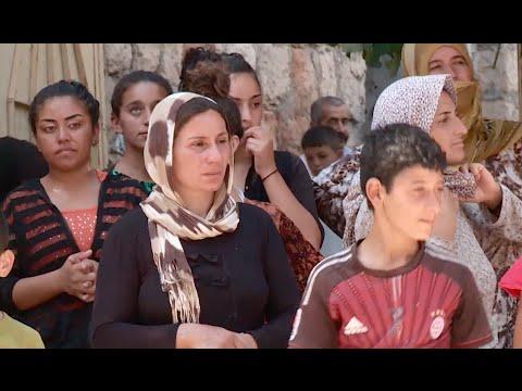 العراق: نازحون من سنجار