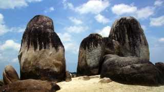 Belitung Indonesia  city pictures gallery : Belitung Island, Indonesia [Full HD]