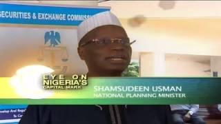 Financing Nigeria's infrastructure deficit -- Part 1