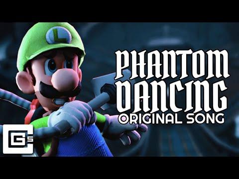"LUIGI'S MANSION SONG ▶ ""Phantom Dancing"" [SFM] | CG5"