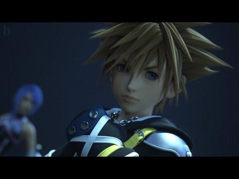 Kingdom Hearts Dream Drop Distance HD Opening (PS4)