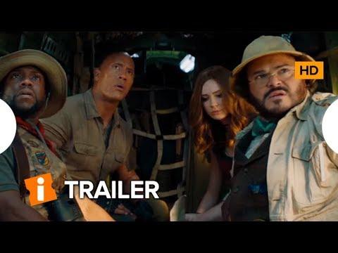 Jumanji - Próxima Fase | Trailer Dublado