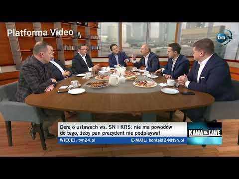 Fragmenty Kawy na Ławę – Sławomir Neumann jasno przypomina nomenklaturze PiS, co ich będzie czekać po wyborach za zdradę stanu!