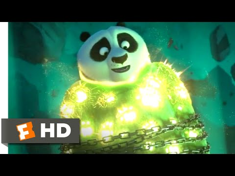 Kung Fu Panda 3 (2016) - Saved by Family Scene (9/10) | Movieclips