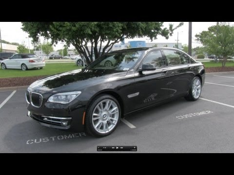 2013 BMW 760LI 25 Years Edition Start Up, Exhaust, and In Depth Review