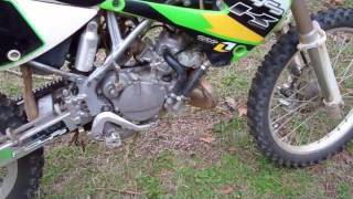 5. 1998-2004 KX100 Tips, tricks, and helpful info. Part 2. MUST watch for kx100 owners