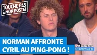Video Norman affronte Cyril Hanouna au Ping Pong MP3, 3GP, MP4, WEBM, AVI, FLV Agustus 2017