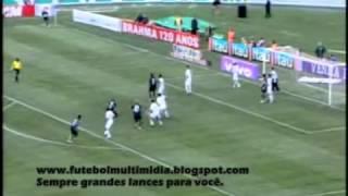 Brasileirão 2008 - Estádio: Couto Pereira - Coritiba 1 x 1 Goiás - Gol do Verdão: Romerito - Imagens: SporTV ...