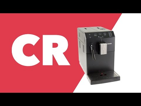 Saeco Pure Espresso Machine | Crew Review