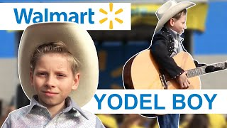 Video I Saw The Walmart Yodel Boy's Concert MP3, 3GP, MP4, WEBM, AVI, FLV April 2018