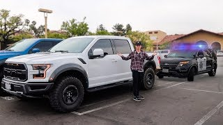 I was forced to sell my Ford Raptor...