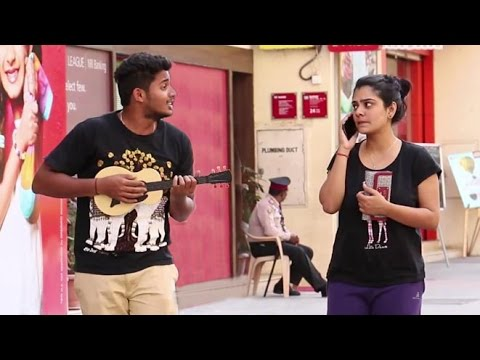 Singing Badly In Public Prank – Funny Prank | Prank in India