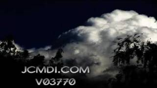 V03770HD Time Lapse large cumulus 'pile' forming