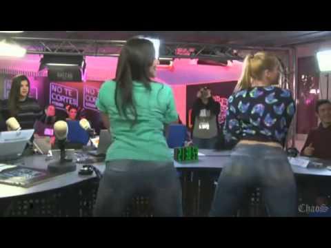Irene Junquera - Daniela Blume - Baile Sexy (видео)
