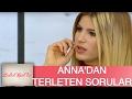 Zuhal Topal'la 124. Bölüm (HD) | Anna'nın Soruları Talibine Soğuk Terler Döktürdü!