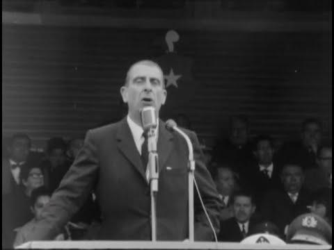 Discurso de Eduardo Frei Montalva. 1968