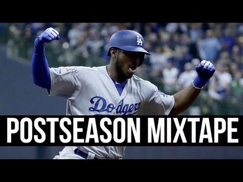 The 2018 MLB Postseason Mixtape