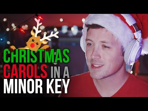 Christmas Carols In A Minor Key