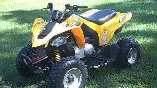 10. CAN AM DS250cc ~ CROOMATVRENTAL.COM ~ 352-345-8797 ~ BROOKSVILLE ~ FLORIDA
